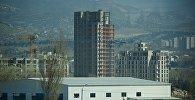 Строительство новых жилых домов в столице Грузии