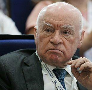 Директор Научного центра сердечно-сосудистой хирургии имени А.Н. Бакулева Лео Бокерия