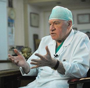 ექიმი-კარდიოქირურგი ლეო ბოკერია