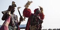 Танец вуду, Бенин