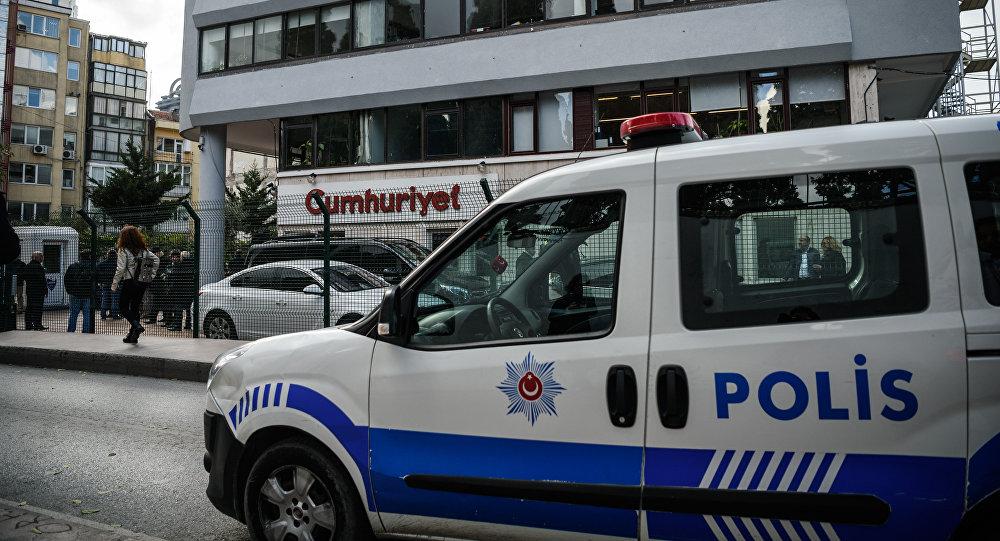 Попытка военного перелома вТурции: арестовано 117 офицеров