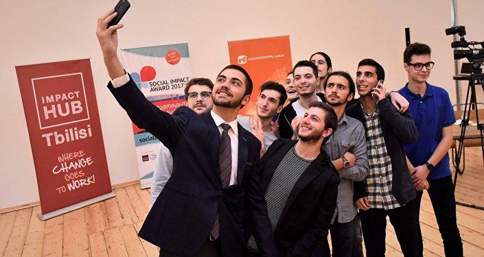 Участники Social Impact Award