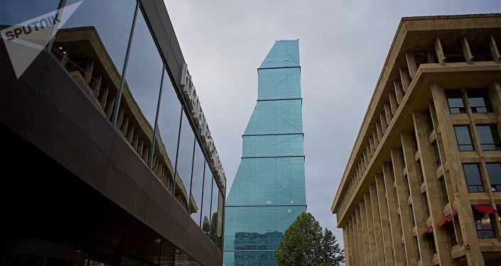 Отель Билтмор в центре Тбилиси