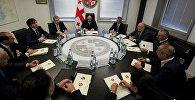 Заседание Совета национальной безопасности Грузии