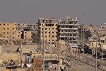 Кадры руин Ракки - бывшей столицы ИГ