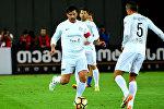 Каха Каладзе в матче звезд мирового футбола