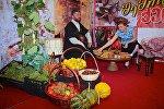 Селльскохозяйственная выставка в Аджарии
