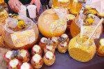 Мед грузинского производства на Международной сельскохозяйственной выставке в Expo Georgia