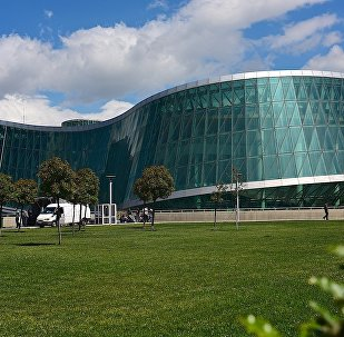 здание МВД Грузии