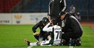 Полузащитник сборной Грузии и российского Краснодара Торнике Окриашвили получил травму