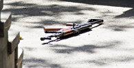 Оружие на месте на улице Бюзанда, где произошла стрельба