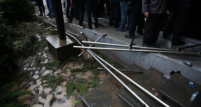 МВД передает озадержании 6 человек наакции умэрии