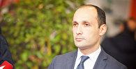 Министр сельского хозяйства Грузии Леван Давиташвили