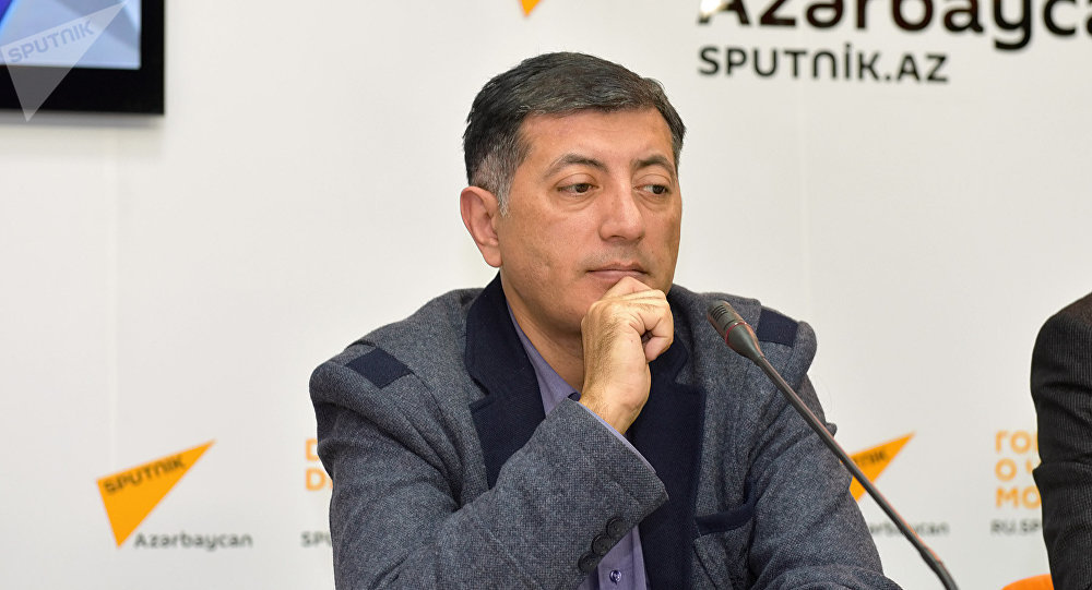 Ильхам Шабан, глава Центра нефтяных исследований