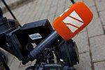 Микрофон телекомпании Рустави 2