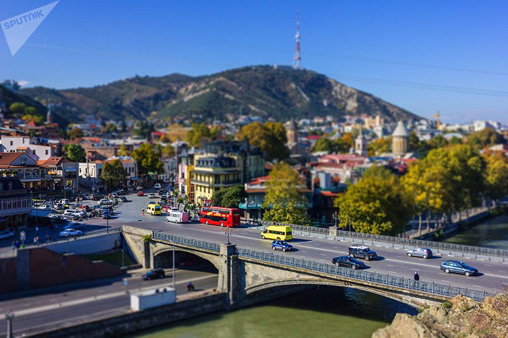 Метехский мост