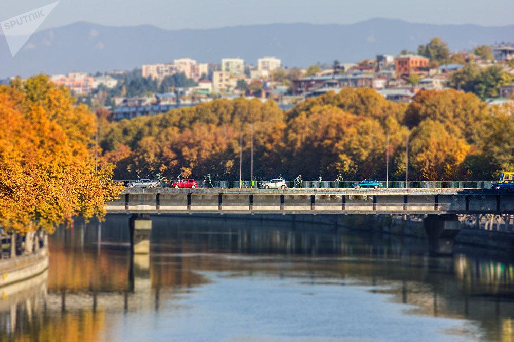 Мост Бараташвили