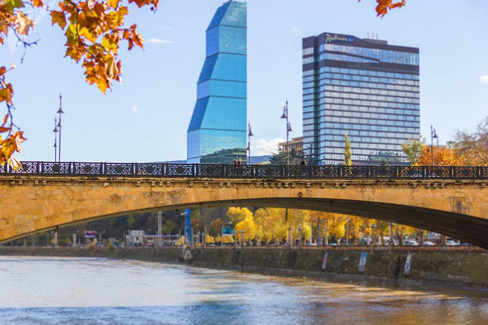 Мост Галактиона Табидзе