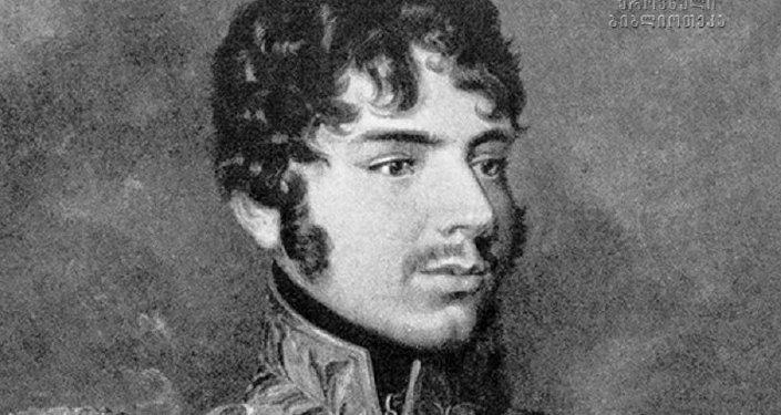 Александр Кутаисов-Кикиани
