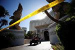 Отель в Лас-Вегасе, с 32-го этажа которого велась стрельба по людям на музыкальном фестивале
