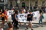 Что думают каталонцы  о вмешательстве России в решение вопроса о независимости Каталонии