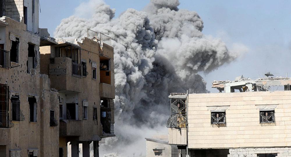 Сирийская армия исоюзники окружили последний крупный оплотИГ вСирии