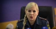 начальник пресс-службы регионального МЧС капитан внутренней службы Екатерина Шулаева