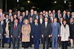 Послы стран Евросоюза встретились с главой МИД Грузии Михаилом Джанелидзе