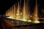 Танцующие фонтаны в Батуми
