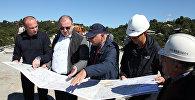 Строительство нового моста в Кобулети