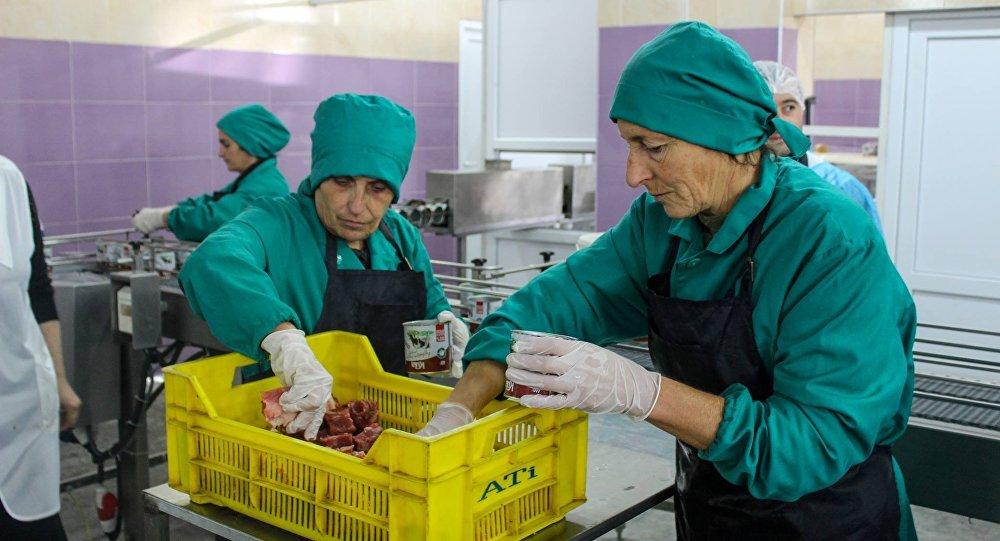 ხორცისა და თევზის გადამამუშავებელი ქარხანა