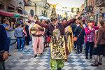 Новый Тифлис отмечает Тбилисоба: шоу, выставки и народные гуляния