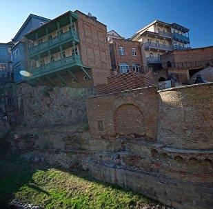 ძველი სახლები აბანოთუბანში