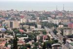 Города России. Махачкала