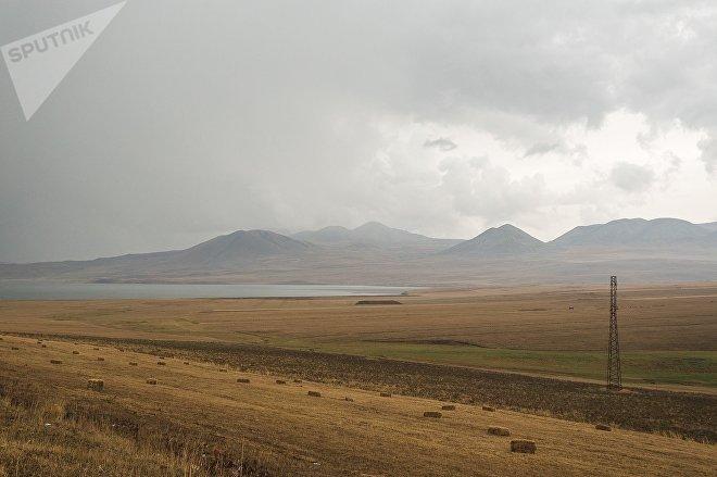 Пейзаж Самцхе-Джавахети