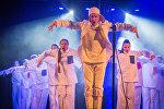 Российский детский музыкальный театр юного актера выступил в Тбилиси