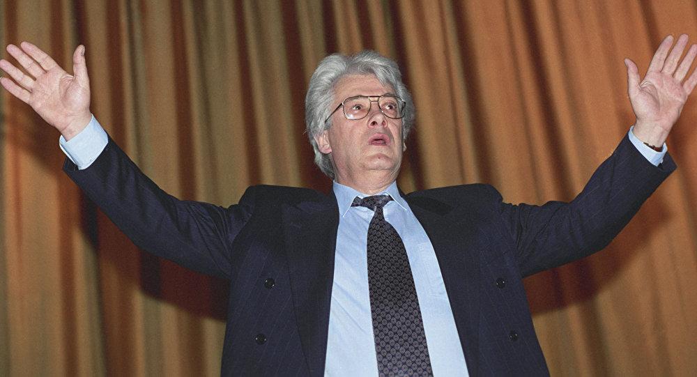 Аллан Владимирович Чумак