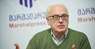 Грузинский эксперт и политолог Рамаз Сакварелидзе
