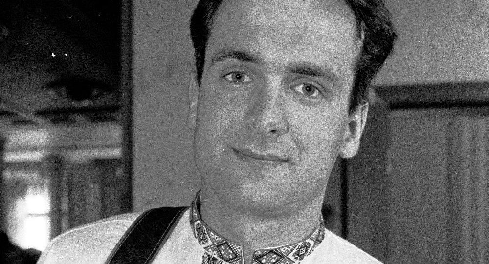 Украинский журналист Геогрий Гонгадзе