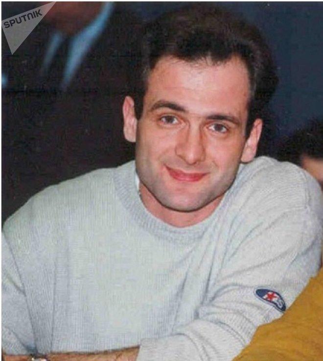Журналист Георгий Гонгадзе