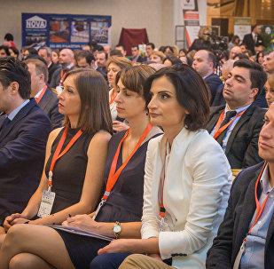 Бизнес-форум Покупай грузинское