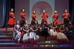 Ансамбль песни и танца Грузинский вечер - JIJIlebi