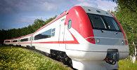Грузинская железная дорога, поезд
