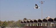 Полиция Дубая и компания HoverSurf показали гибрид мотоцикла и дрона