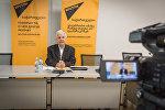 Пресс-конференция Айдинова