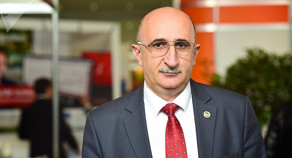 Генеральный директор компании Юниверс Бизнес Груп Роман Бадалян