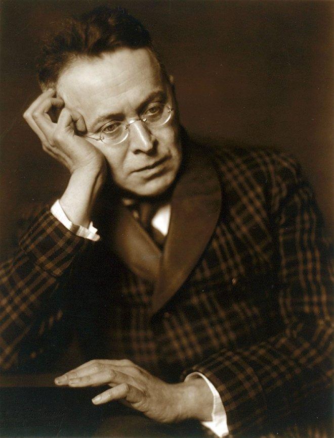 ავსტრიელი მწერალი და ჟურნალისტი კარლ კრაუსი