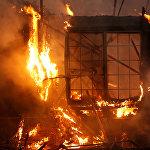 В результате лесных пожаров в штате Калифорния было уничтожено порядка трех с половиной тысяч домов, зданий и построек