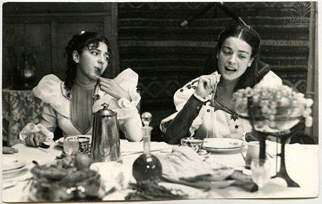 Кадр из фильма Арена неистовых