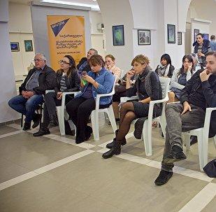 Пресс-конференция организаторов фестиваля GIFT